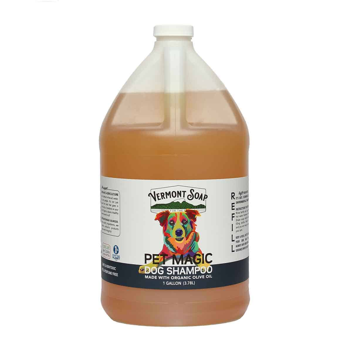 Pet Shampoo 4oz Bottle