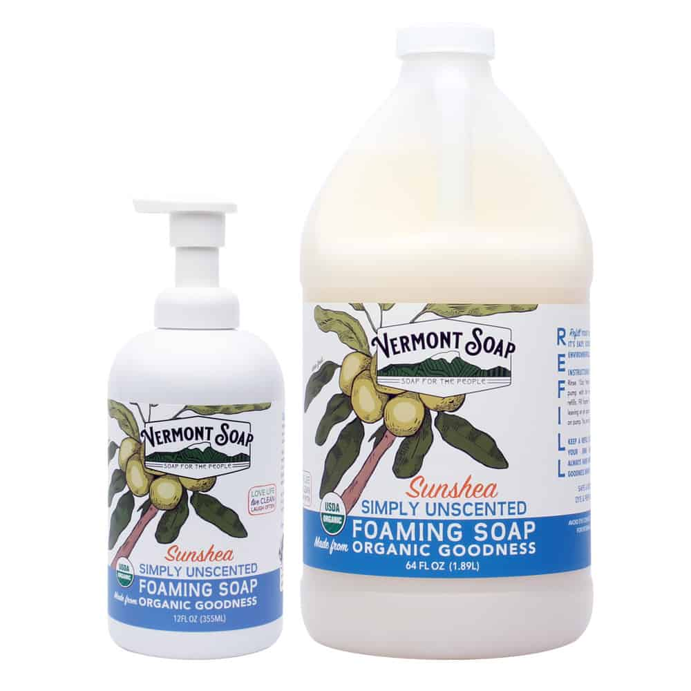 SFTP-Unscented-Foaming-Category