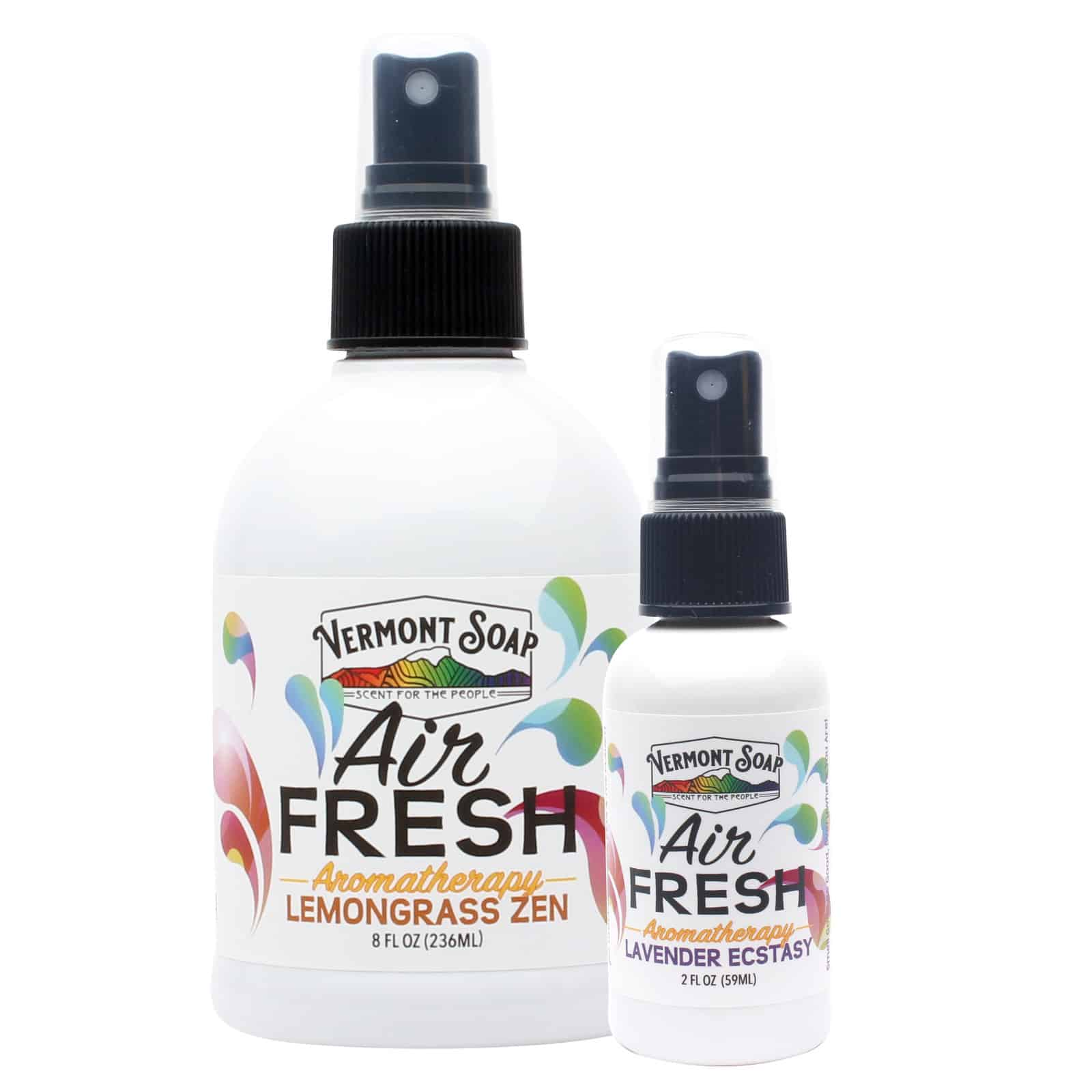 SFTP Air Fresh 2oz and 8oz