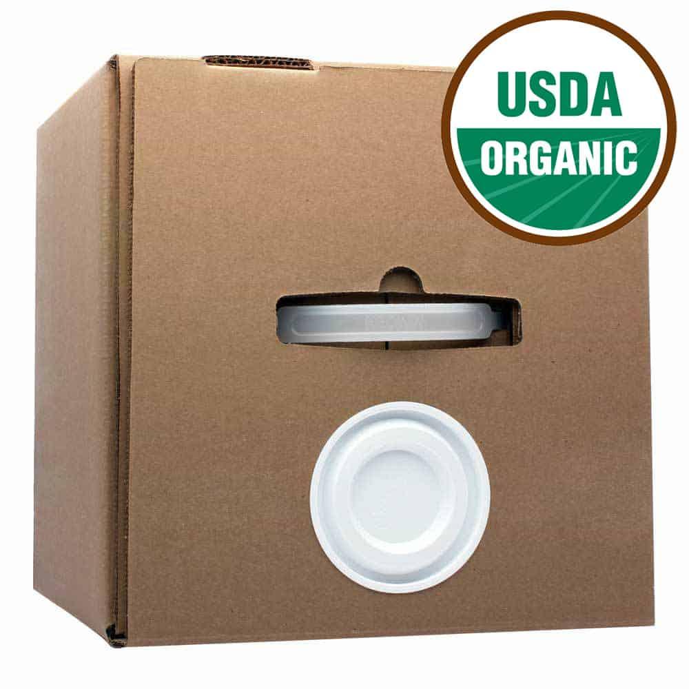 Cube-Organic