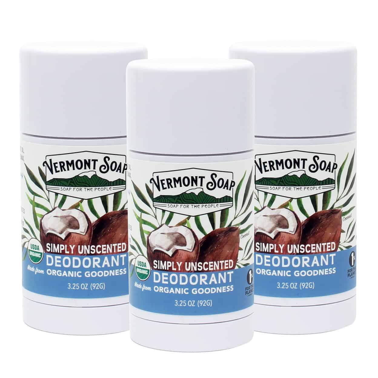 83bd8afc8197 Organic Deodorant from Vermont Soap - All Nautral Aluminum Free